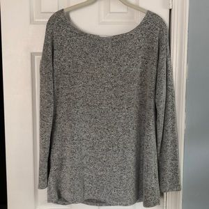 BB Dakota Open Back Sweater